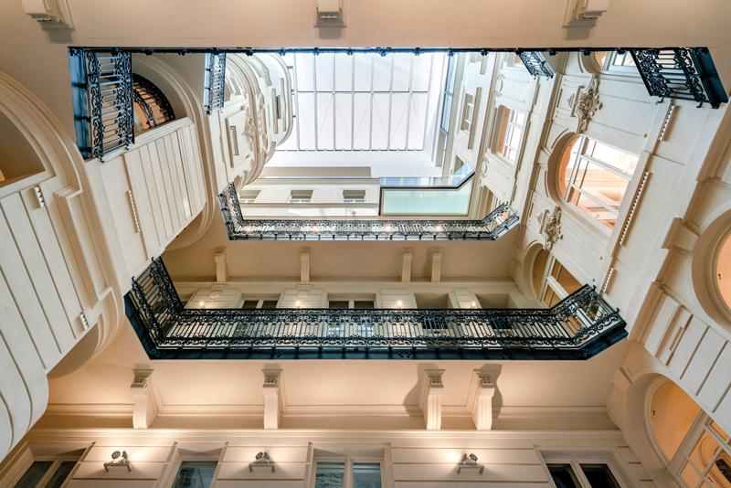 Fotografie z aktuálneho čísla 7-8/2019 Historický palác s novým konceptom  #1