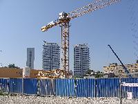 Slovenskí stavbári sa tešia,