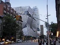 Nová akademická budova v New Yorku