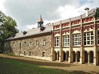 Rekonštrukcia zámku v Herálci