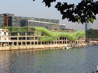Doky na Seine s novou tvárou