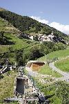 Vodná elektráreň Punibach, Taliansko