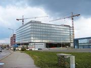 Nová budova centrály Slovenskej sporiteľne - Bratislava