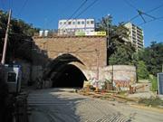 Rekonštrukcia električkového tunela pod hradom