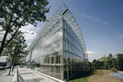 Novostavba banky v Luxemburgu