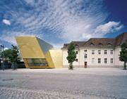 Knižnica v zlatej veži - Nemecko