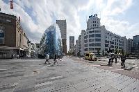 Vstupná budova ADMIRANT, Eindhoven