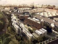 Nový areál Ekonomickej univerzity vo Viedni