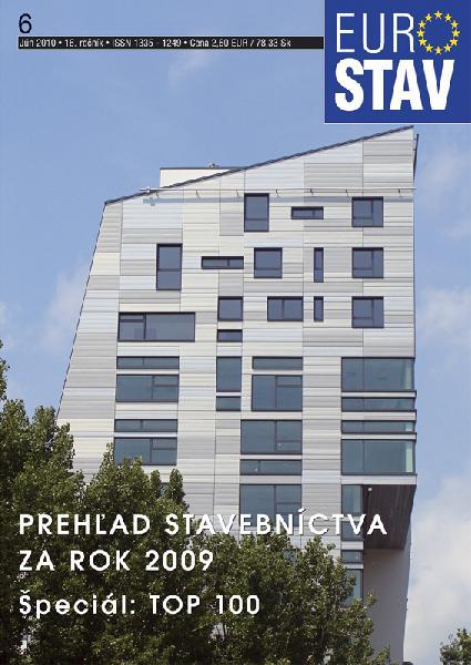 Časopis EUROSTAV - 6/2010