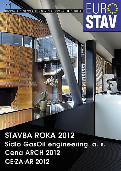 Časopis EUROSTAV - 11/2012