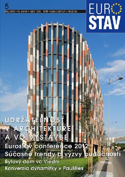 Časopis EUROSTAV - 5/2012