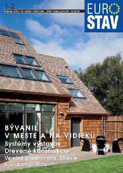 Časopis EUROSTAV - 1-2/2012