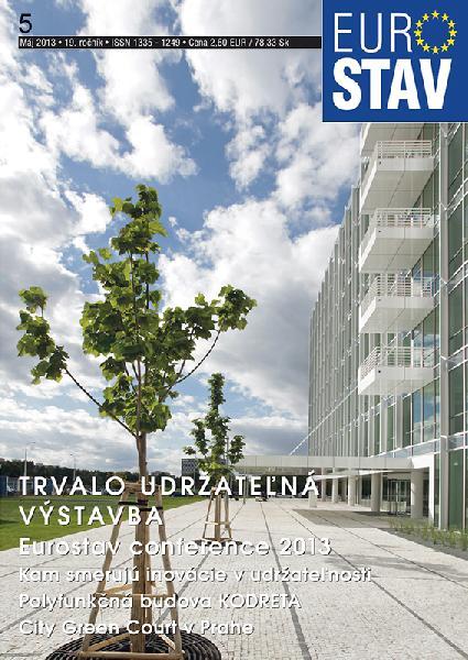 Časopis EUROSTAV - 5/2013