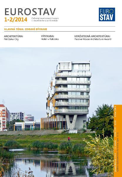 Časopis EUROSTAV - 1-2/2014