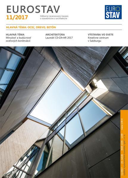 Časopis EUROSTAV - 11/2017