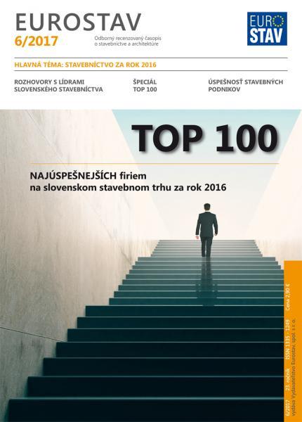 Časopis EUROSTAV - 6/2017