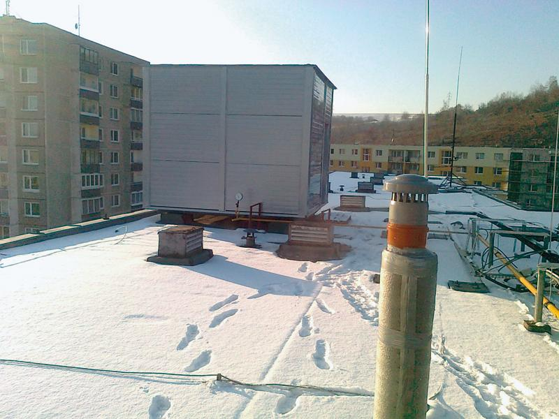 Fotografie z aktuálneho čísla 1-2/2018 Akustika v budovách s takmer nulovou potrebou energie  #4