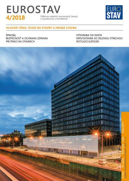 Časopis EUROSTAV - 4/2018