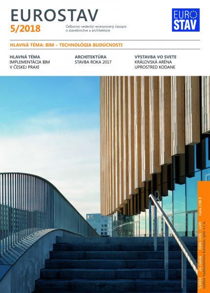 Časopis EUROSTAV - 5/2018