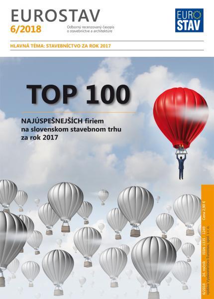 Časopis EUROSTAV - 6/2018