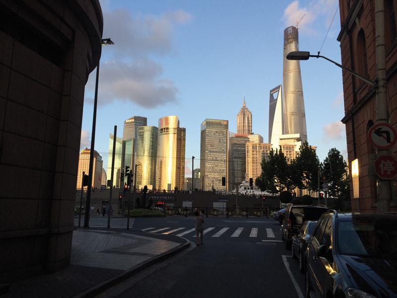 Fotografie z aktuálneho čísla 9/2018 Čína pohľadom mladého architekta #6