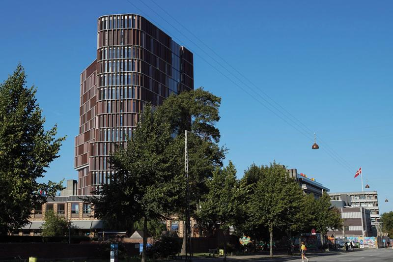 Fotografie z aktuálneho čísla 9/2018 Nová univerzitná budova v Kodani  #7
