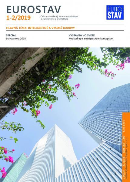 Časopis EUROSTAV - 1-2/2019