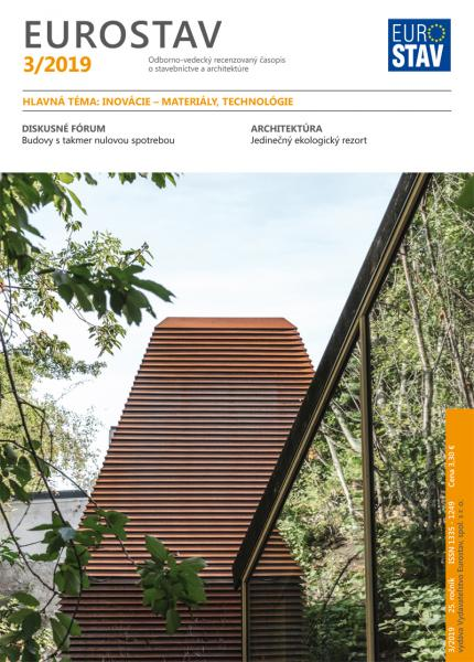Časopis EUROSTAV - 3/2019