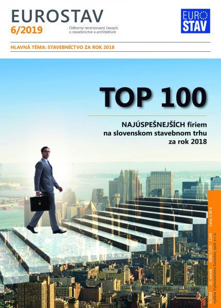 Časopis EUROSTAV - 6/2019