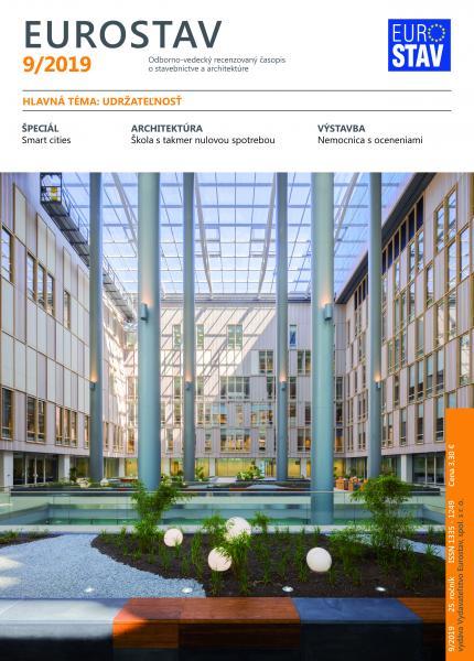 Časopis EUROSTAV - 9/2019
