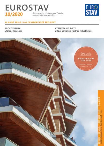 Časopis EUROSTAV - 10/2020
