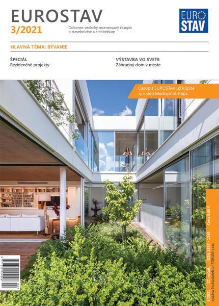 Časopis EUROSTAV - 3/2021