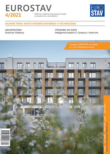 Časopis EUROSTAV - 4/2021