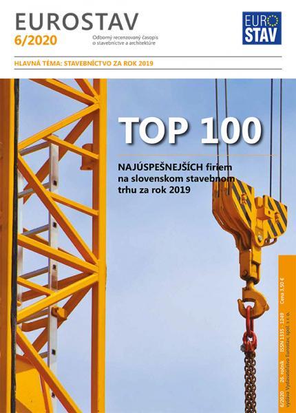Časopis EUROSTAV - 6/2020