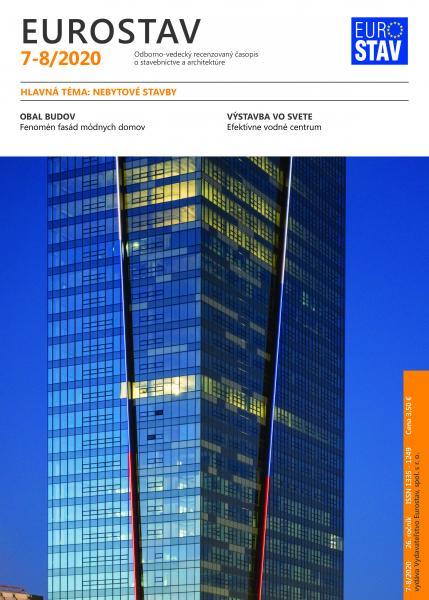 Časopis EUROSTAV - 7-8/2020